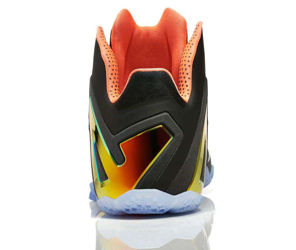 Nike LeBron XI 11 Elite Series Gold (6)