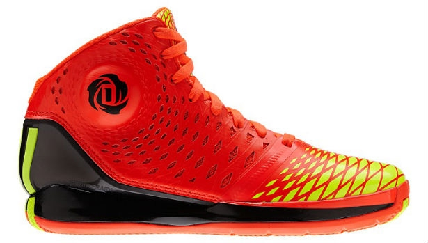 adidas Rose 3.5 Infrared/Electricity/Black