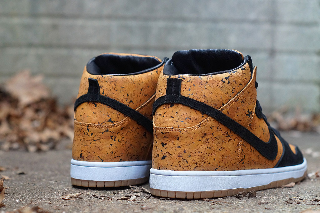 Nike Dunk High SB 'Cork' by JBF Customs (6)