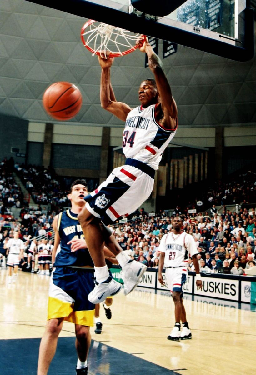 Ray Allen - Air Thrill Flight - 1996
