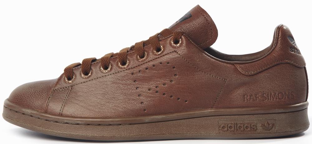 adidas Raf Simons Stan Smith Brown/Brown