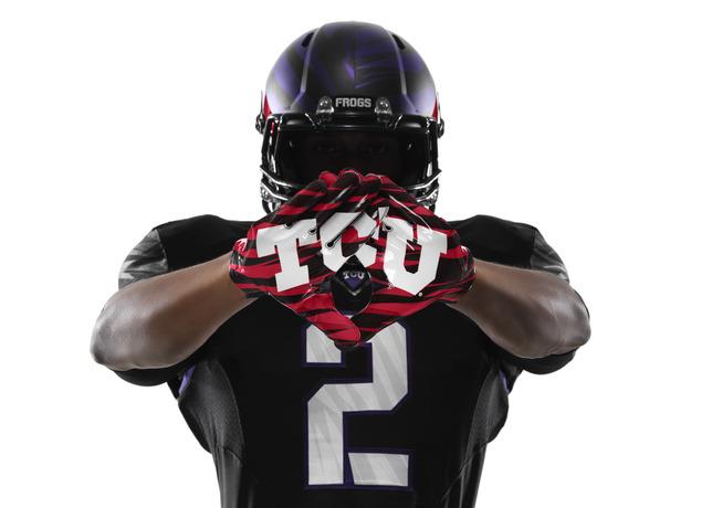 Nike Unveils New TCU Football Uniforms  e19bec607