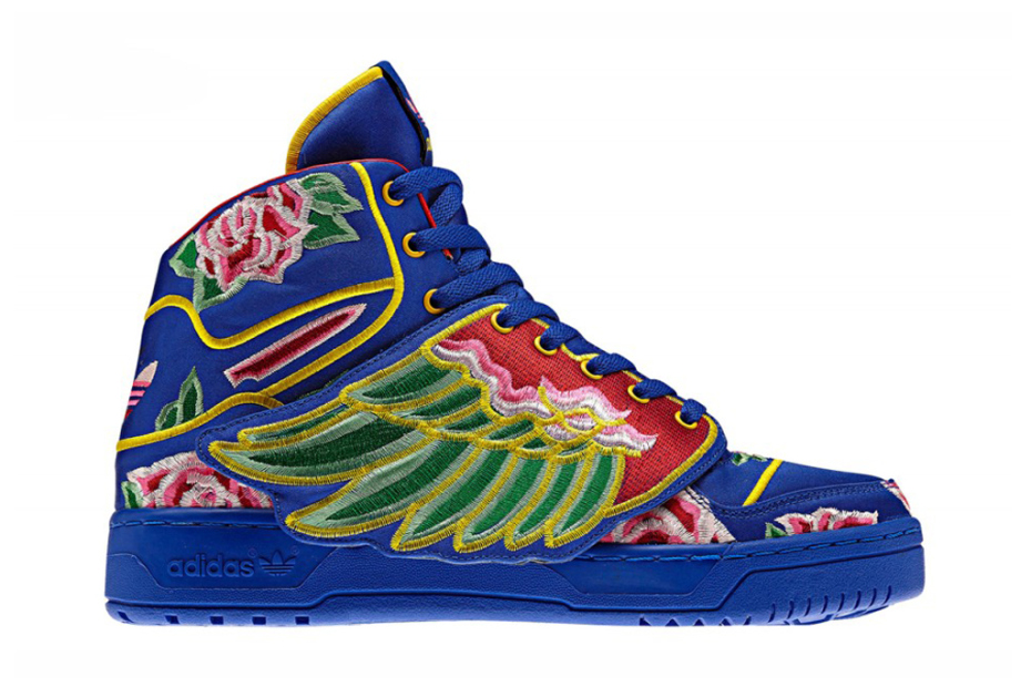 promo code a6c41 1ab15 Eason Chan x adidas Originals by Jeremy Scott JS Wings