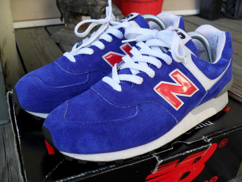 Spotlight // Pickups of the Week 6.23.13 - New Balance 576 by antiks