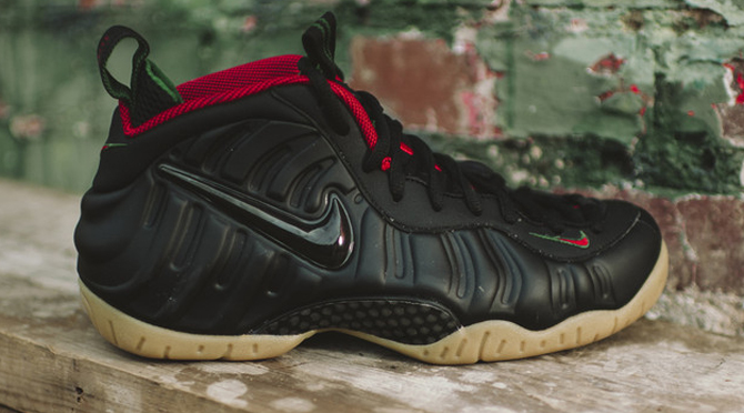 new concept 19ea0 97426 Your Best Look Yet at This Weekend's Nike Foamposite Pro ...