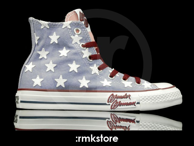 online store 0d2a7 d0280 DC Comics x Converse Chuck Taylor All-Star - Heroes Pack - Spring 2011