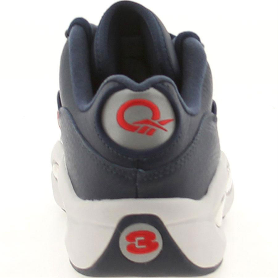 Reebok Classics Question Low Navy Steel Red Silver Release Date V53802 (3)