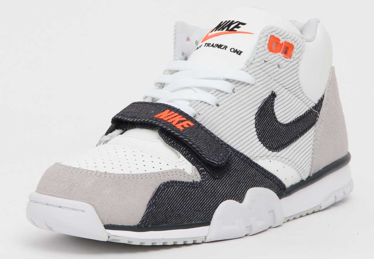 Nike Does Denim on Air Trainer 1s