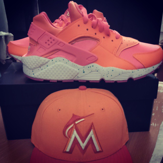 timeless design de69c 78327 Best NIKEiD Air Huarache Run Designs on Instagram (40)