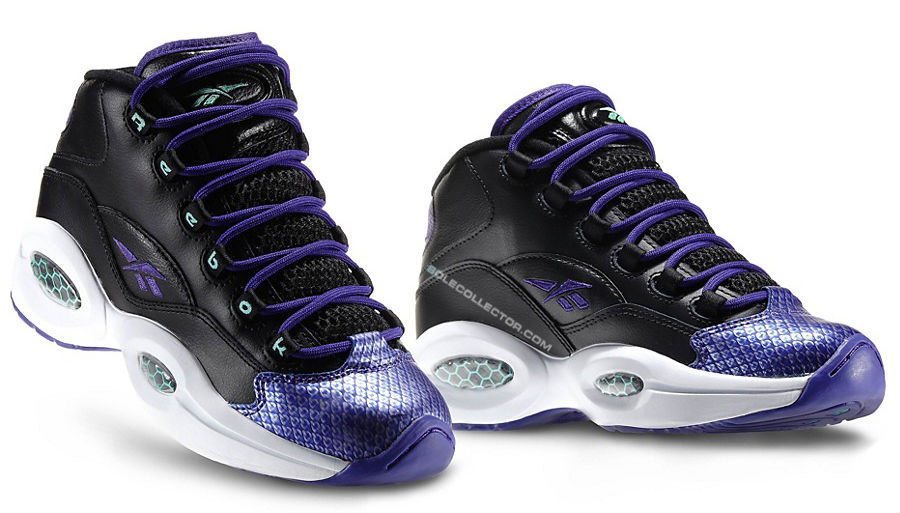 Reebok Question Black Purple Emerald Year of the Snake V53792 (1)
