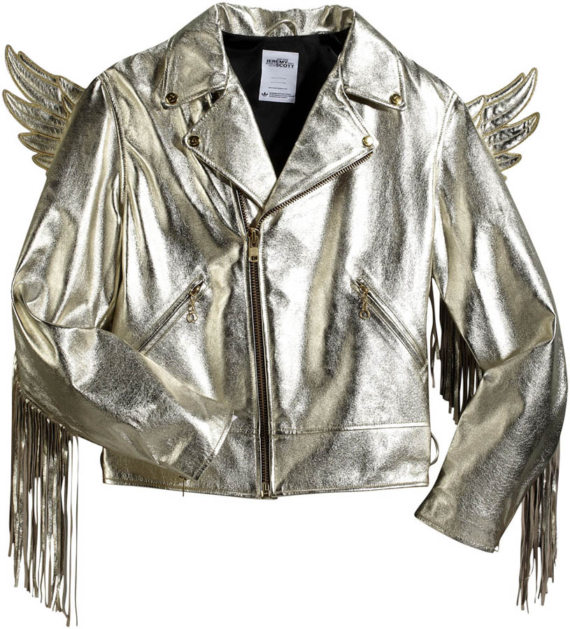 adidas Originals by Jeremy Scott - Spring/Summer 2012 - JS Gold Wings Jacket X29880 (1)