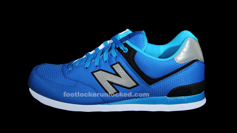 New Balance 574 - Windbreaker Collection Blue (1)