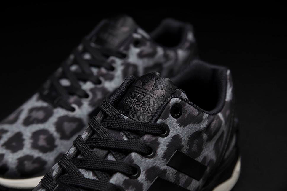 adidas Originals ZX Flux Pattern Pack Exclusive for Sneakersnstuff - Snow Leopard (4)