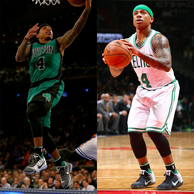 #SoleWatch NBA Power Ranking for January 17: Isaiah Thomas