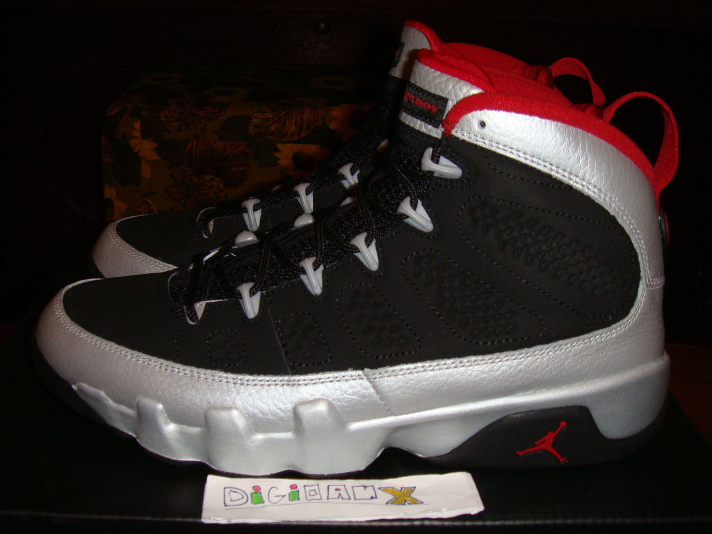 Air Jordan IX 9 Retro Johnny Kilroy 302370-012 (1)