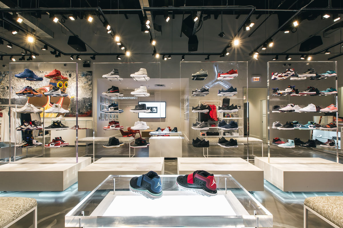 Magasin Air Jordan Chicago