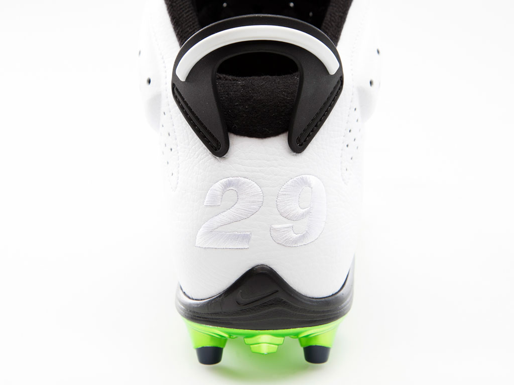 Air Jordan 6 Low Earl Thomas PE Cleats (3)