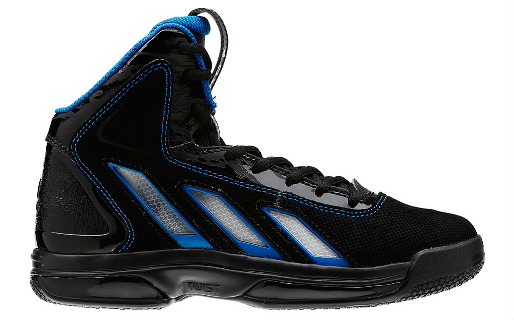buy online e7e46 af9c9 adidas adiPower Howard 3 Kids - BlackBright Blue