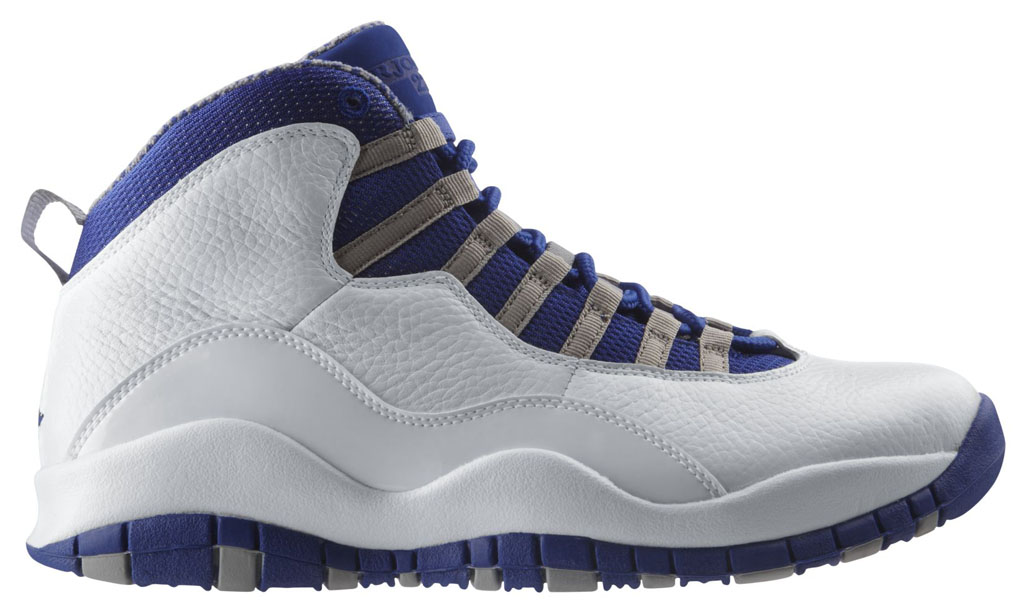 Air Jordan X 10 Old Royal