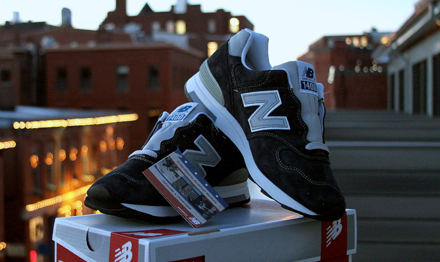 New Balance 1400 from the Skowhegan Shoe School