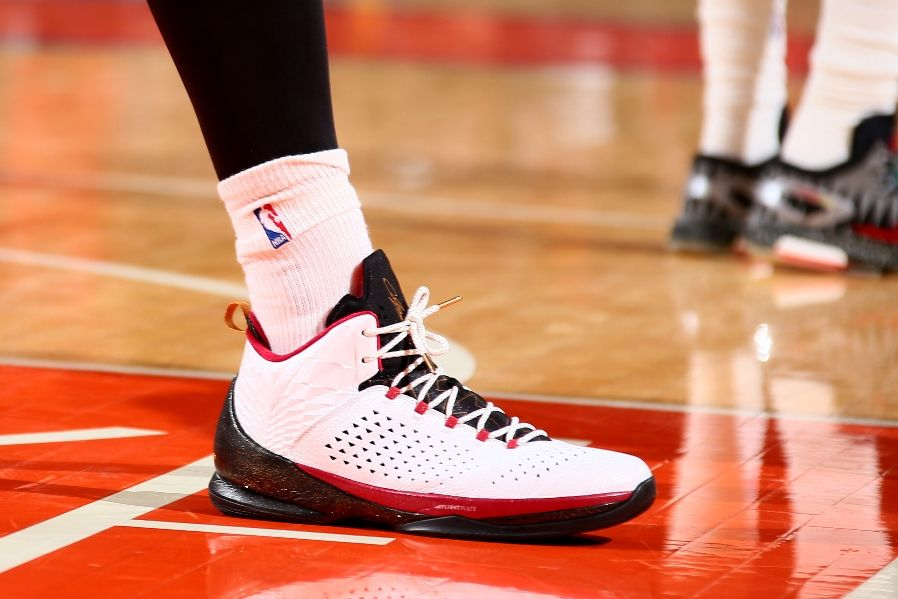 777e6c204722 SoleWatch  Carmelo Anthony Debuts the Jordan Melo M11 for Christmas ...