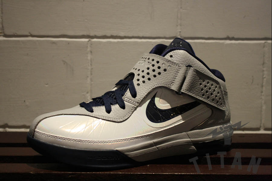 Nike Air Max Soldier V White Midnight Navy Wolf Grey 454131-102