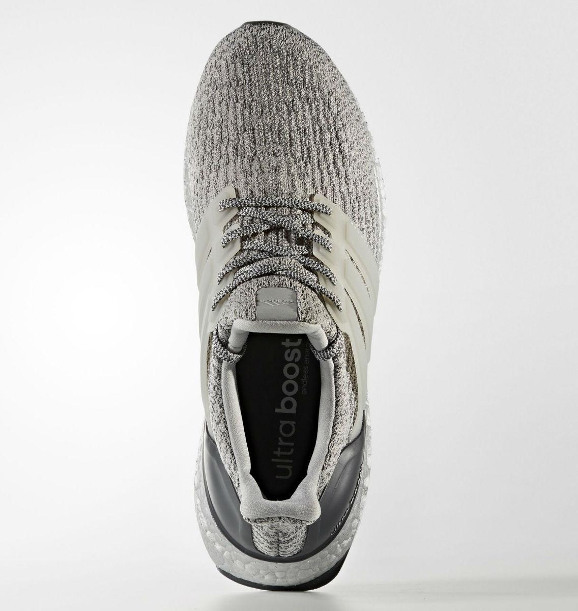 1a1b4189c Adidas Ultra Boost 3.0 Silver Top BA8143