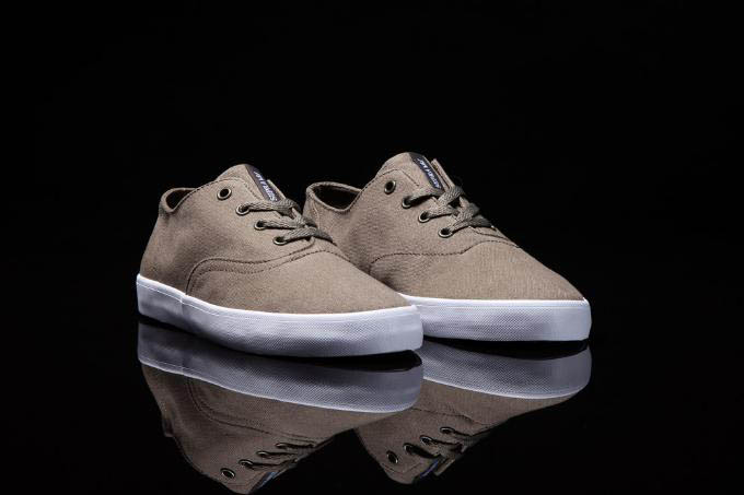 SUPRA Wrap Summer 2012 Olive White