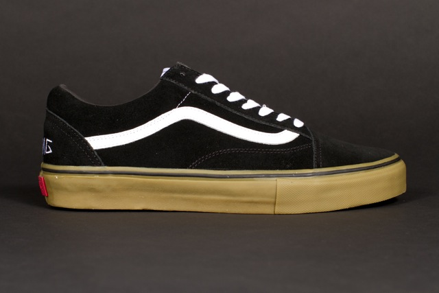 79f3b488f2ce24 The Odd Future Old Skool is available now at Vans Syndicate retailers  nationwide.