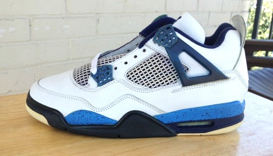 brand new 0f620 4a9e3 Enjoy a detailed look at a rare Air Jordan IV colorway originally set to  hit during their first-ever retro run back in 1999.