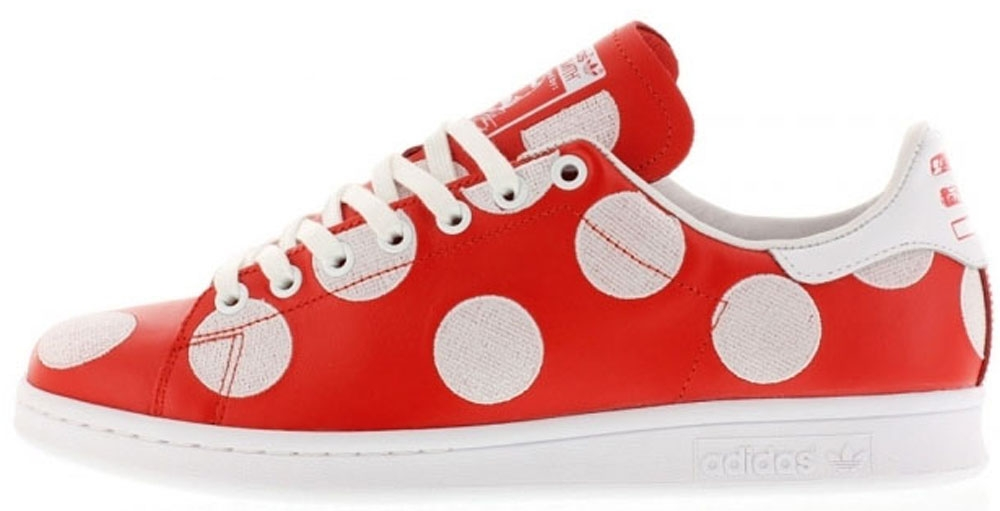 adidas Originals Stan Smith Red/White