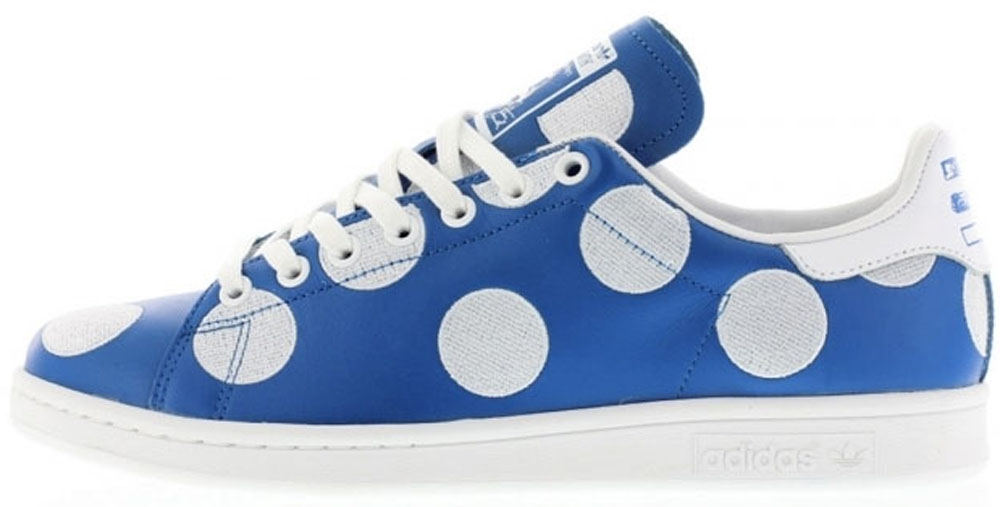 adidas Originals Stan Smith Bluebird/Red-White