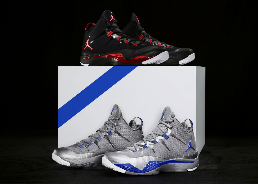 Jordan Super.Fly 2 Blake Griffin Playoff Player Exclusives