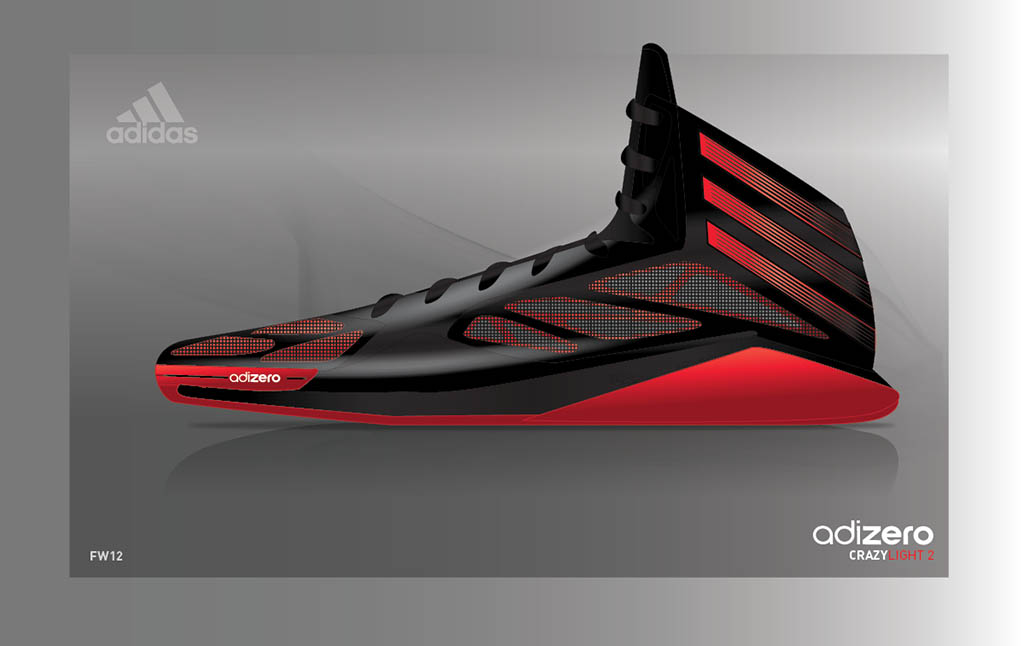 adidas adiZero Crazy Light 2 Sketch (14)