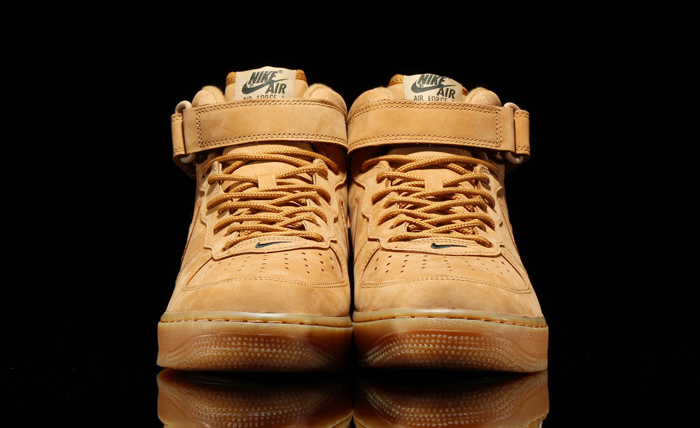 best cheap eff6e 093ab A Full Look at the Nike Air Force 1 Mid