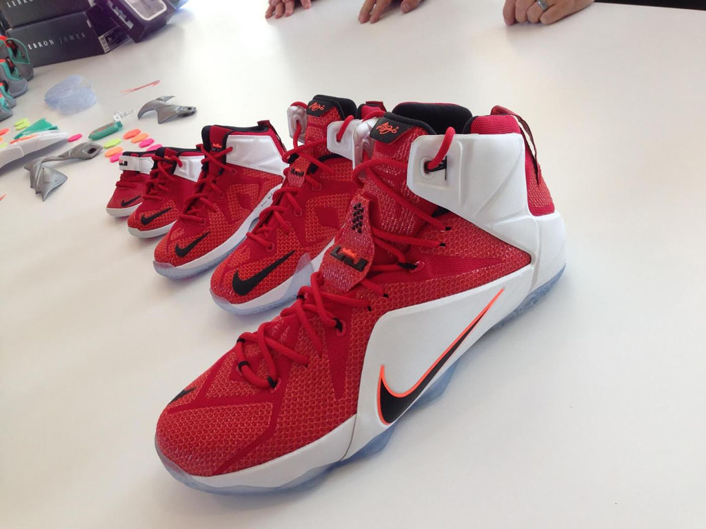 Nike LeBron 12 - Live Event Coverage | Sole Collector