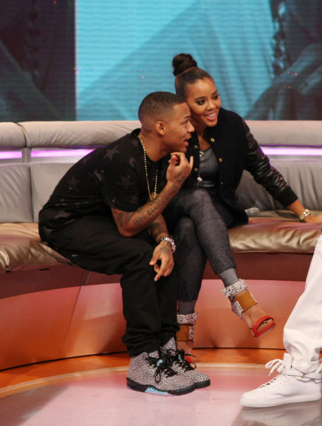 Bow Wow Wearing Air Jordan V 5 Retro 3Lab5 (1)