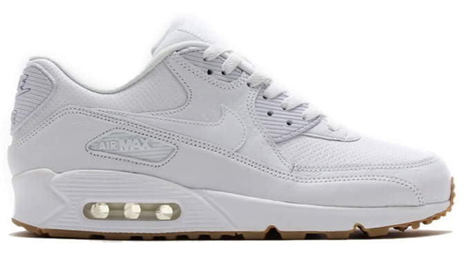 quality design 24a7e 11ca5 Nike Air Max 90. Color  White White-Light Gum Brown Style    705012-111