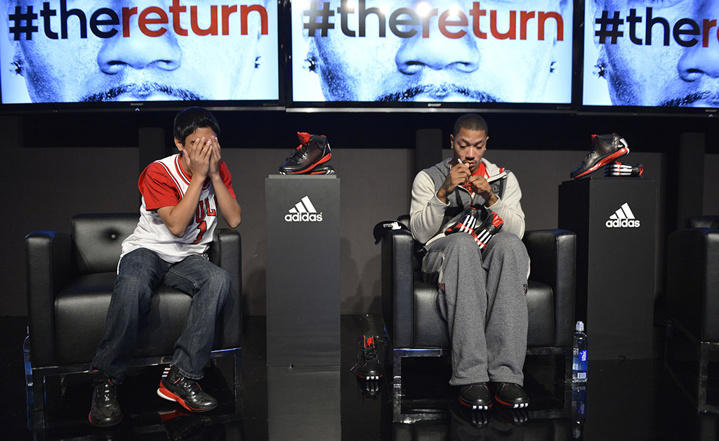 adidas D Rose 3 Signature Shoe & Apparel Launch Event Photos (6)