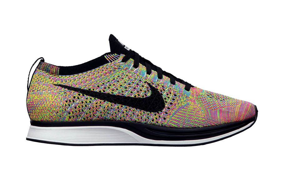 cheap for discount b5e79 188eb ... authentic nike flyknit racer multi color restock a8196 0c098