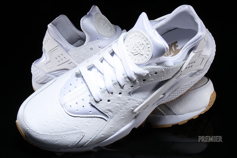 14d00d3eb418 Nike Air Huarache Color  White White-Light Gum Brown Style    705008-111