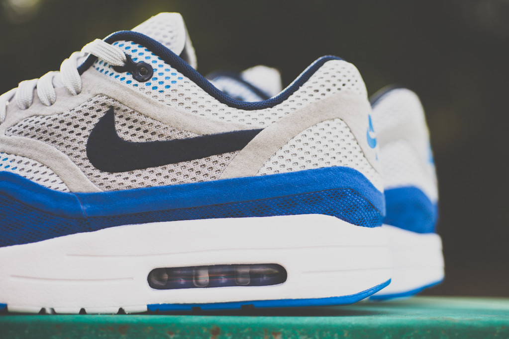 Kakadu reducir pulgar  Nike Air Max 1 BR - Varsity Blue | Sole Collector