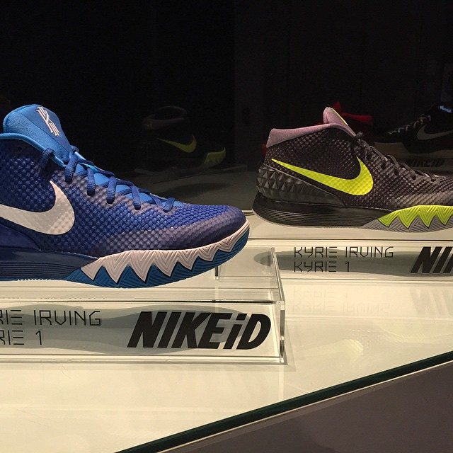 newest f2bb3 d6a82 Nike Kyrie 1 Launch Event (11)
