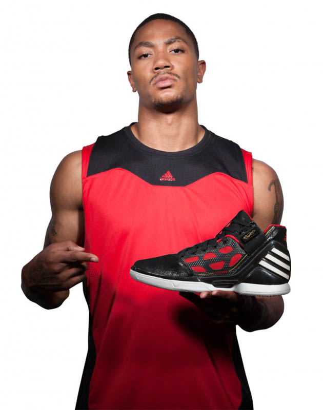 Derrick Rose's $250 Million Dollar Lifetime adidas Deal? (2)