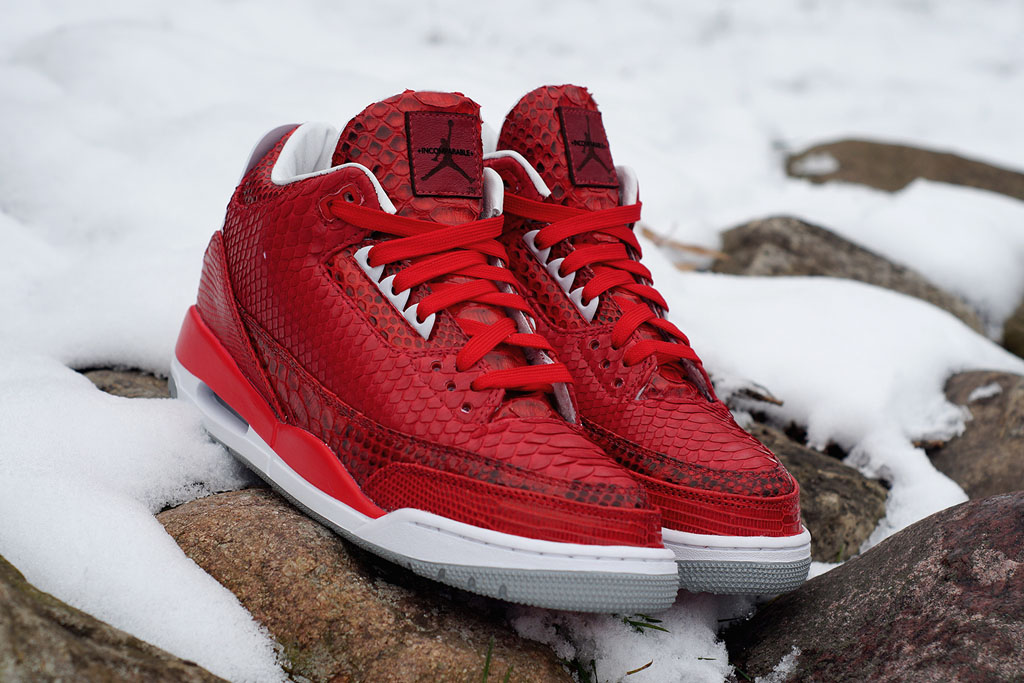 Air Jordan 3 'Valentine's Day' by JBF Customs (4)