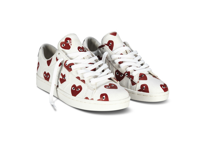 ... Converse Pro Leather Ox will release on the Dover Street Market website  and at Comme des Garçons NYC on May 28 133345951