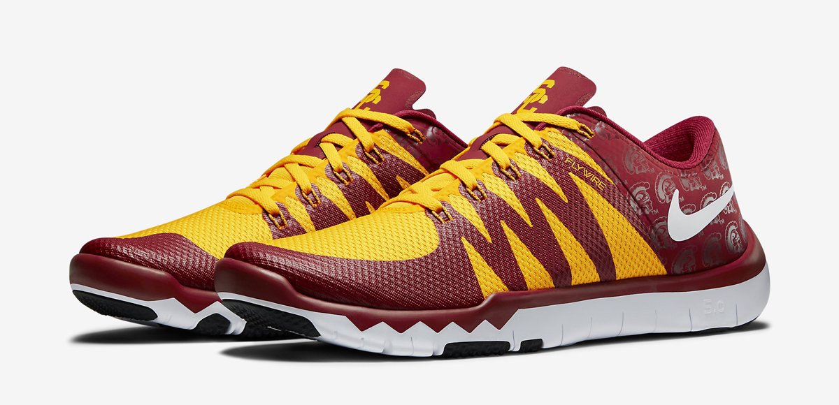 nike free tr 5 usc chapter
