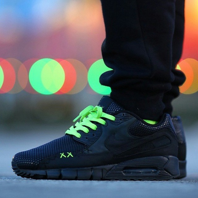 "pretty nice c0cf3 2be00 Air Max 90 Current ""Kaws"""