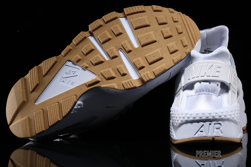 097cb182d144 Nike s  White Ostrich  Huaraches Finally Released