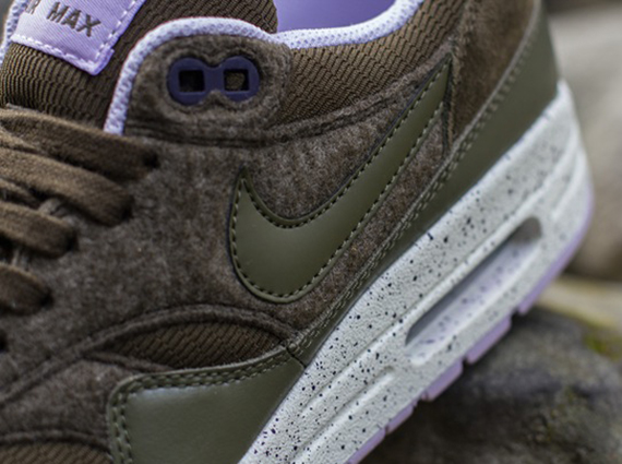 énorme réduction 3660e 9aa9e Nike WMNS Air Max 1 - Dark Loden | Sole Collector